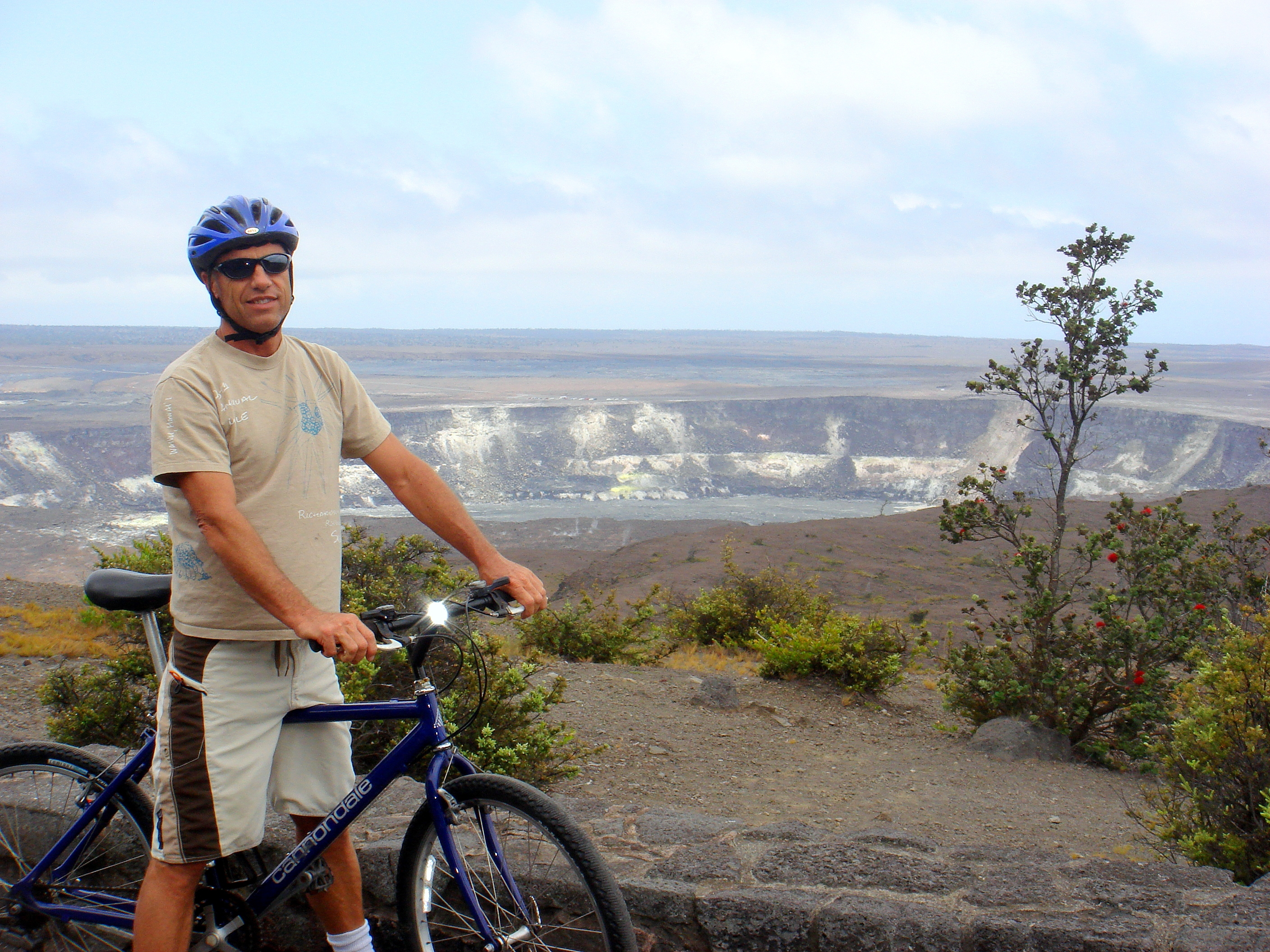 Bike Kilauea Volcano & Wine Tasting Tour