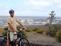 HAWAII VOLCANOES NATIONAL PARK & WINE TASTING BIKE TOUR