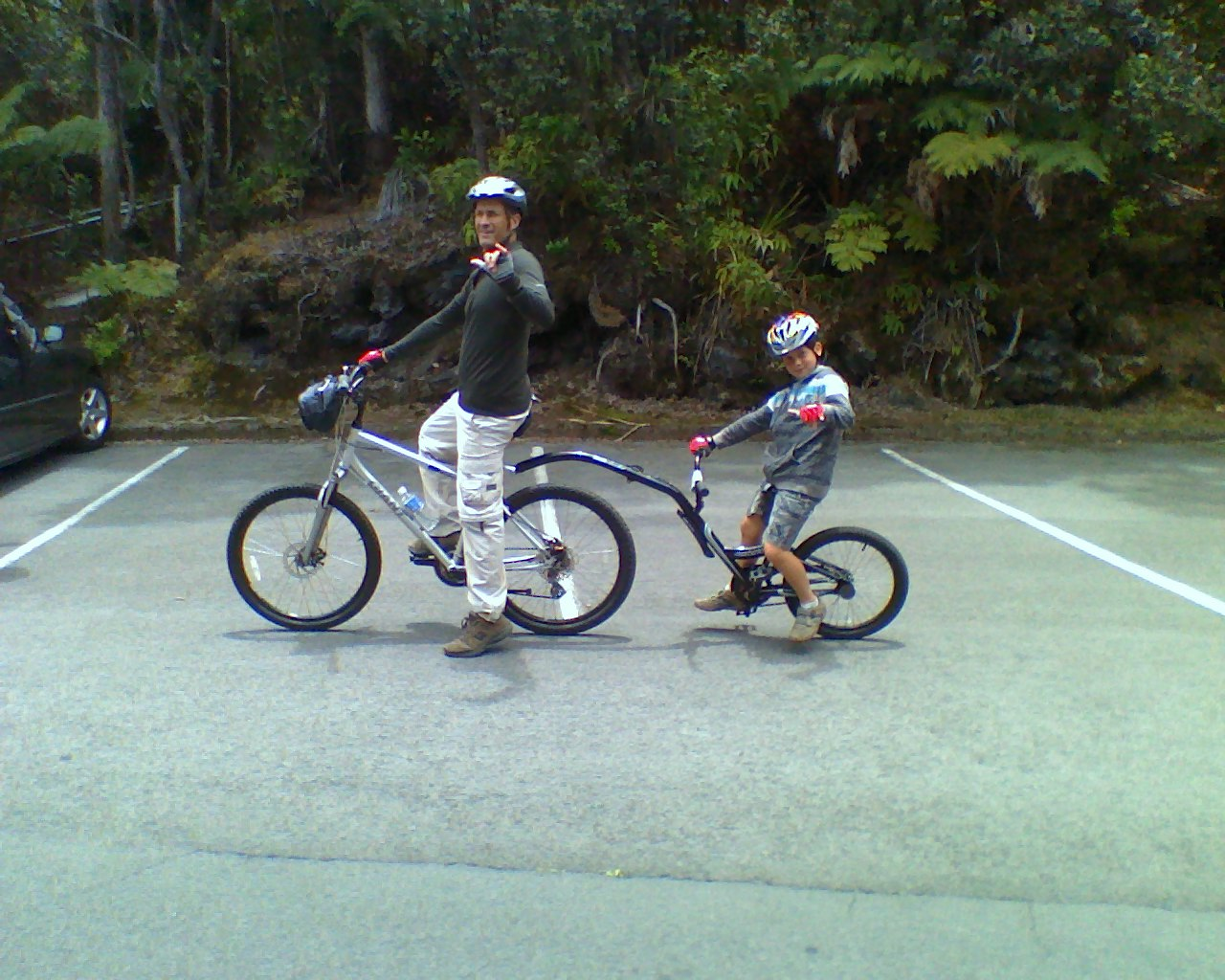 Bike Hawaii Volcano Hawaii Volcano Bike Tour