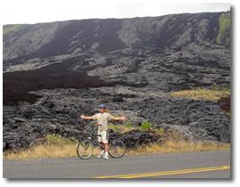Volcano Bike Tour
