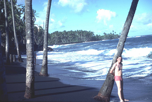 Hawaii Bike Volcano Tour Old Kalapana