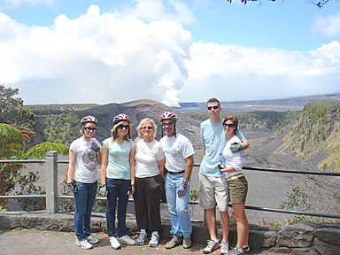 Bike Hawaii Day Tours BIKE VOLCANO SUMMIT TOUR