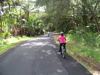 Bike Hawaii Volcano Biking the Red Road