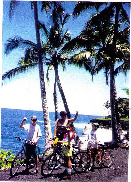Bike to Pele Tour